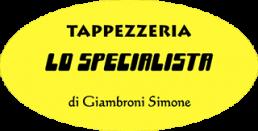 Logo Tappezzeria Lo Specialista